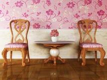 Free Classic Interior Design Stock Photo - 19461880