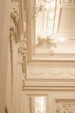 Classic interior design Stock Photography
