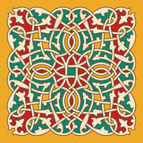 Classic Interlaced Ornament Stock Images