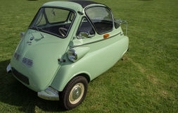 Classic isetta 300 bmw Royalty Free Stock Images