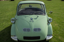 Classic isetta 300 bmw Royalty Free Stock Image