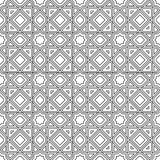 Classic Islamic or Arabic seamless pattern simple. Vector illustration. Royalty Free Stock Image