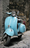 Classic Italian scooter Stock Photography