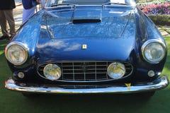 Classic Italian sports car Royalty Free Stock Image