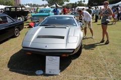 Classic Italian sportscar Stock Images