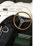 Classic Jaguar royalty free stock photos