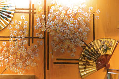 Classic japan interior Stock Photography