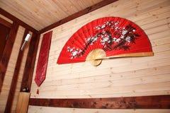 Classic japan interior Stock Image