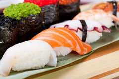 Classic japanese food Royalty Free Stock Photos