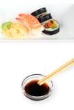 Classic Japanese Sushi Stock Image