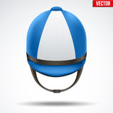 Classic Jockey helmet Royalty Free Stock Photography