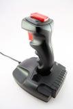 Classic joystick. On white background Royalty Free Stock Photo