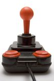 Classic Joystick (Front View) Stock Images