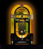 Classic Jukebox Stock Photography