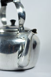 Classic kettle. For camping  on white background Stock Photography