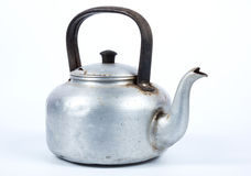 Classic kettle Stock Photos