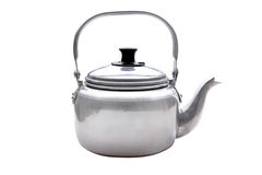 Classic kettle Royalty Free Stock Photos