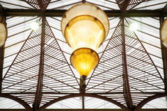 Classic lamp Stock Images