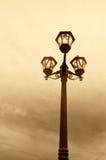 Classic lamppost Stock Photos