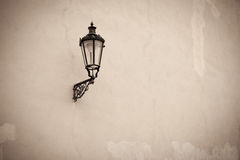 Classic lantern Stock Photography