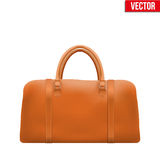 Classic Leather Bag Royalty Free Stock Images