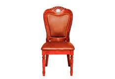 Classic leather chair Royalty Free Stock Photography
