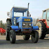 Classic Leyland 255 Agricultural Tractor Royalty Free Stock Photography