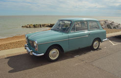 Classic Light Blue Austin A40 Stock Photography