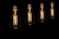 Classic light bulb Royalty Free Stock Image