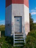Classic lighthouse Entrance Stock Image