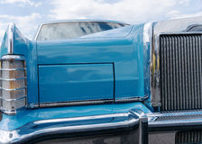 Classic Lincoln Continental Royalty Free Stock Images