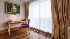 Classic living room interior Royalty Free Stock Photos
