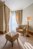 Classic living room interior. Interior design. the Classic living room interior Royalty Free Stock Photography