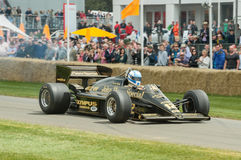 Classic Lotus F1 Stock Photos