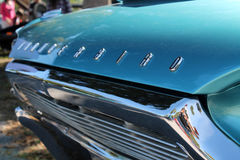 Classic luxury american car Stock Photos