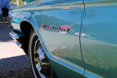 Classic luxury american car Royalty Free Stock Photography