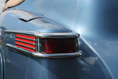 Classic luxury american car rear detail Royalty Free Stock Images