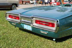Classic luxury american car Royalty Free Stock Photo