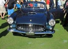 Classic luxury Ferrari front view Stock Photo