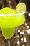 Classic margarita cocktail Stock Photography