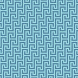 Classic meander seamless pattern. Royalty Free Stock Photo