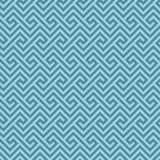 Classic meander seamless pattern. Stock Photography