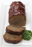 Classic meatloaf Stock Photo