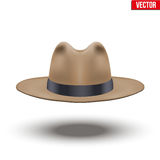 Classic Men Hat Royalty Free Stock Photo