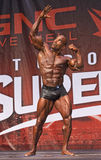 Classic Men's Physique Division Champion Royalty Free Stock Photo
