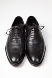 Classic men's shoes Stock Photo