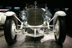 Classic mercedes car Stock Image