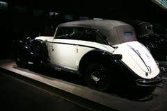 Classic mercedes convertible car Stock Images