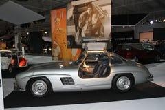 Classic Mercedes motor car Royalty Free Stock Photo