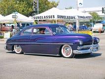 Classic Mercury Lowrider Stock Images